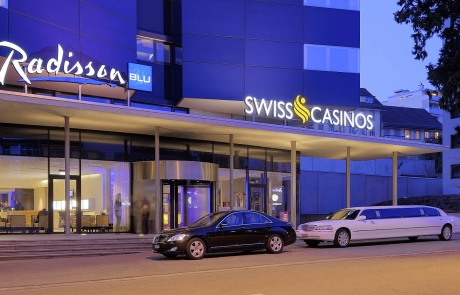 Casino St Gallen, Eventstars, Akrobatik Shows, Casino Shows