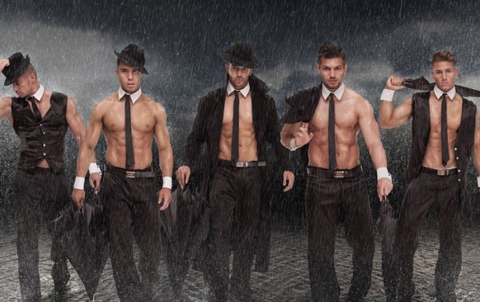 Menstrip, Eventstars, Magic Mike