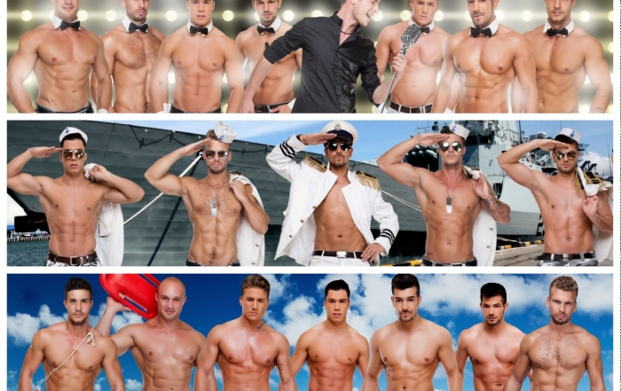Magic Mike, Stripper, Chippendale, Erotik Shows